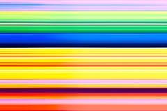 Fondo abstracto de la línea de color del arco iris Imagen de archivo