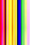 Fondo abstracto de la línea de color vertical del arco iris Fotografía de archivo libre de regalías