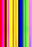 Fondo abstracto de la línea de color vertical del arco iris Imagenes de archivo