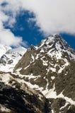 Fondo abstracto de la montaña Foto de archivo libre de regalías