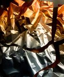 Fondo abstracto de la Navidad Fotografía de archivo libre de regalías