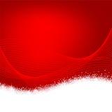 Fondo abstracto de la Navidad Imagenes de archivo