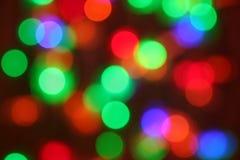 Fondo abstracto de la Navidad Imagen de archivo libre de regalías
