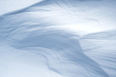 Fondo abstracto de la nieve foto de archivo libre de regalías