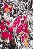 Fondo abstracto de la pintura imagen de archivo libre de regalías