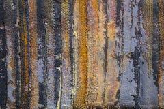 Fondo abstracto de la pintura texturizada Fotografía de archivo libre de regalías