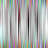 Fondo abstracto de la plata de la raya Imágenes de archivo libres de regalías