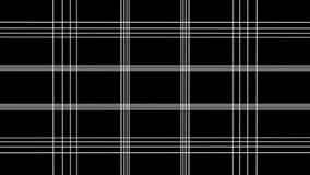 fondo abstracto de la rejilla de la tecnología 4k ilustración del vector