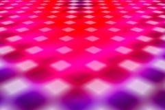 Fondo abstracto de la sala de baile ilustración del vector