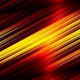 Fondo abstracto de la tableta Ejemplo negro amarillo-naranja moderno Contexto para el teléfono móvil o la pantalla de ordenador d Foto de archivo