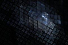 Fondo abstracto de la tecnología imagen de archivo