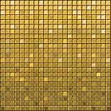 fondo abstracto de la textura del oro Imagen de archivo