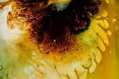 Fondo abstracto de la textura de los colores de agua libre illustration