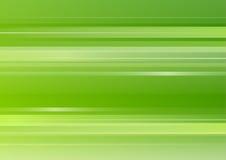 Fondo abstracto de las Líneas Verdes Fotos de archivo libres de regalías