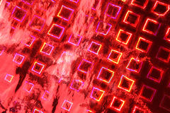 Fondo abstracto de las luces fotografía de archivo