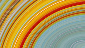 Fondo abstracto de las rayas coloridas, efecto estirado de los pixeles, ejemplo Fotografía de archivo libre de regalías