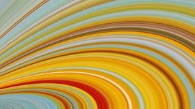 Fondo abstracto de las rayas coloridas, efecto estirado de los pixeles, ejemplo Foto de archivo