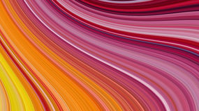 Fondo abstracto de las rayas coloridas, efecto estirado de los pixeles, ejemplo Imagenes de archivo