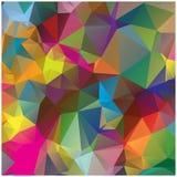 Fondo abstracto de las tejas de mosaico Fotos de archivo libres de regalías