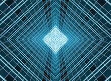 Fondo abstracto de las ventanas de cristal imagen de archivo libre de regalías