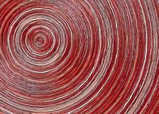 Fondo abstracto de los círculos Foto de archivo