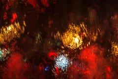 Fondo abstracto de los grops del agua Imagenes de archivo
