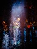 Fondo abstracto de los grops del agua Fotografía de archivo