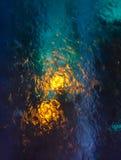 Fondo abstracto de los grops del agua Imagen de archivo libre de regalías