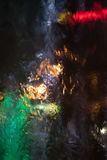 Fondo abstracto de los grops del agua Foto de archivo libre de regalías