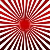 Fondo abstracto de los rayos Imágenes de archivo libres de regalías