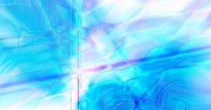 Fondo abstracto de los sonidos ilustración del vector