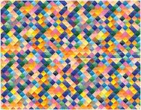 Fondo abstracto de los triángulos Imagen de archivo libre de regalías