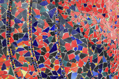 Fondo abstracto de los vidrios coloridos Imágenes de archivo libres de regalías
