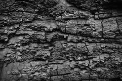 Fondo abstracto de madera de la quemadura Imagenes de archivo