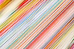 Fondo abstracto de muchas rayas coloreadas vibrantes libre illustration