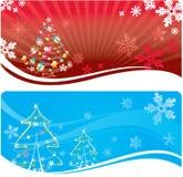 Fondo abstracto de Navidad ilustración del vector