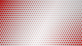 Fondo abstracto de pequeños puntos libre illustration
