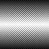 Fondo abstracto de semitono monocromático Fotografía de archivo libre de regalías