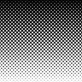 Fondo abstracto de semitono monocromático Fotografía de archivo