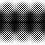 Fondo abstracto de semitono monocromático Foto de archivo