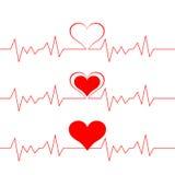 Fondo abstracto del amor. Foto de archivo libre de regalías