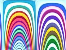 Fondo abstracto del arco iris del color, fotografía de archivo libre de regalías