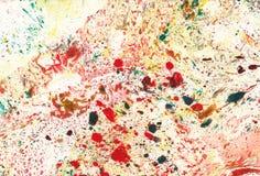 Fondo abstracto del arte Fotos de archivo