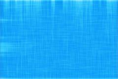 Fondo abstracto del azul de la tela Stock de ilustración