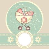 Fondo abstracto del bebé Foto de archivo libre de regalías