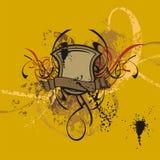 Fondo abstracto del blindaje libre illustration