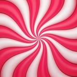 Fondo abstracto del caramelo Stock de ilustración