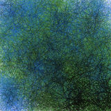 Fondo abstracto del color. Imagen de archivo