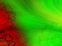 Fondo abstracto del color ilustración del vector