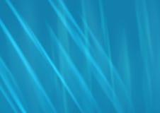 Fondo abstracto del color azul Imágenes de archivo libres de regalías